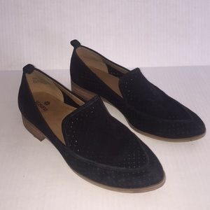 b995f3b95c7 Susina women s black slip-on loafer 8 1 2